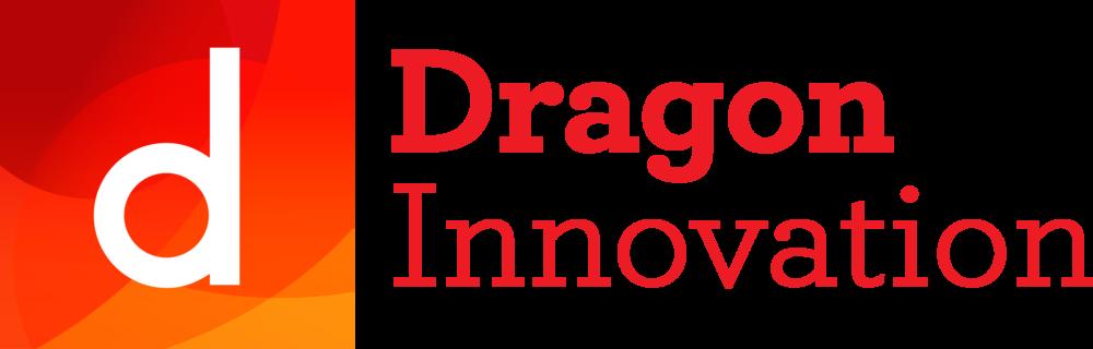 dragon logo stacked